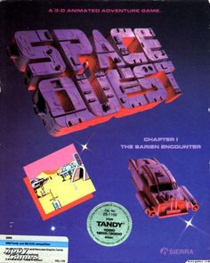 Space Quest, Chapter 1, Sierra