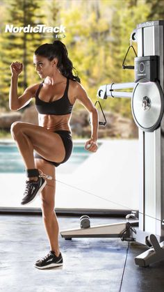 Stream high energy strength and cardio classes at home with world-class iFIT trainers. Fitness Motivation, Fitness Goals, Health Fitness, Triathlon Motivation, Health Exercise, Fitness Diet, Hiit Workout At Home, At Home Workouts, Leg Workouts
