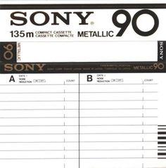 SONY METALLIC Sony, Metallic
