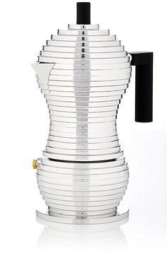 Alessi Pulcina Espresso Maker - Serveware - 504439380