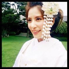 「 結婚式 白無垢♥️色打掛 」の画像|麻衣花オフィシャルブログ AB-maika Powered by Ameba|Ameba (アメーバ)