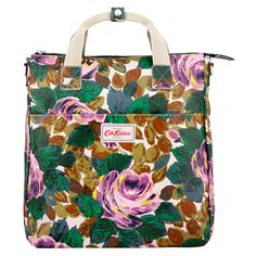 Oxford Rose Multi Strap Backpack | The Padded Collection | CathKidston