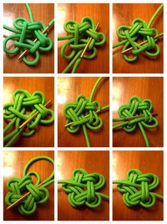 Tutorials by Dman Mcq | Swiss Paracord