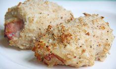 Skinny Chicken Cordon Bleu   Skinny Mom   Tips for Moms   Fitness   Food   Fashion   Family