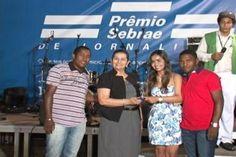 Equipe da TV Cidade concorre a premiação nacional do Sebrae nesta terça-feira