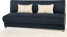 New Leon Τριθέσιος Καναπές Κρεβάτι 190cm*85cm 828-25-345