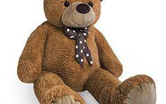Nounours peluche ours géant XL Teddy Bear 100cm (diag.) brun: Nounours peluche ours géant Teddy Bear 100cm (diag.) Brun Très doux et…