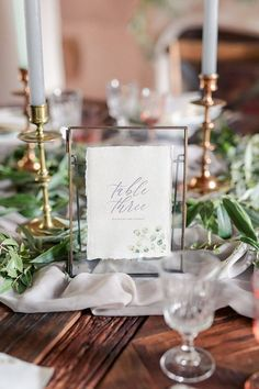 Outdoor Wedding Stationery Inspiration