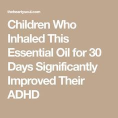 Children Who Inhaled Vetiver Essential Oil for 30 Days Significantly Improved Their ADHD. Coconut Benefits, Calendula Benefits, Matcha Benefits, Essential Oil Blends, Essential Oils, Adhd Odd, Adhd Help, Adhd Diet, Adhd Strategies
