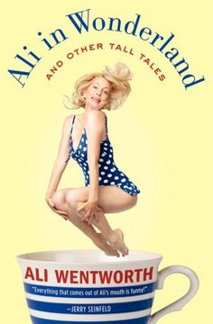Sweet fun read by Comedienne Ali Wentworth aka George Stephanopoulos's wife.  A memoir--but really a good study of mother daughter dynamics with lots of fun. A chuckle fest!  Great quick book to read.