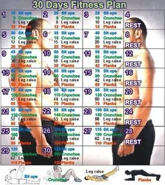 30 day challenge. wish it was a sexier dude in the background but ill take the…