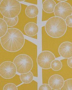 Miss print behang, Miss print wallpaper