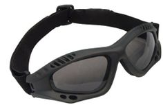 Rothco Black VenTec Tactical Goggle by Rothco. $11.49