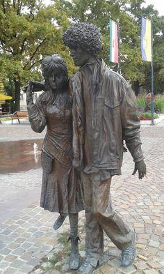 Szolnok city Hungary.