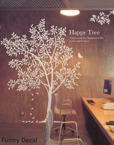 Vinyl Wall Decal Tree Wall Decals Wall stickers