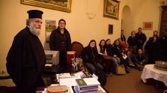 Visiting the High Sharia Court to learn about dispute resolution. #israel #studyabroad