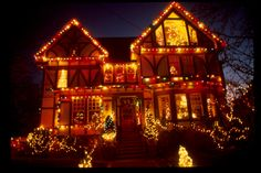 City of Lights Driving Tour - Dec. 1-28th. Visit beautifully decorated homes & businesses and get a dose of Holiday spirit!