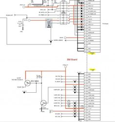 A wiring diagram usually gives more information about the