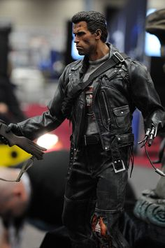 2013 San Diego Comic-Con (SDCC) #Terminator from Sideshow collectible