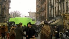 "Watch Green Screen Artistry Re-Create Old New York In ""The Immigrant"""