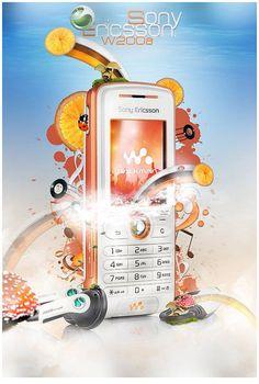 W200a_Sony_Ericsson_by_raisedsighty