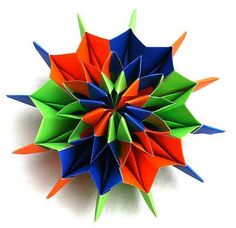 Learn how to do this Origami