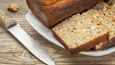 GF almond bread from The Stash Plan From Laura Prepon | The Dr. Oz Show
