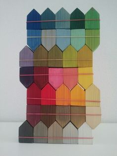 Bunte Häuser, colourful houses