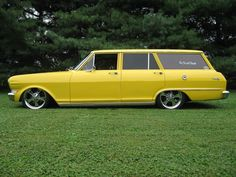 Chevrolet II Nova Wagon