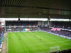 Rangers (Us) v Celtic( them ) at Ibrox