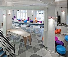 Binnenkijken in het nieuwe kantoor van Skype