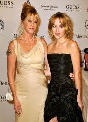 Dakota Johnson Life: HQ & Large Pictures of Dakota at The 18th Carousel of Hope Event on October 25, 2008.