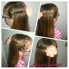 . Hairstyles for girls