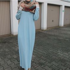 Muslim Fashion, Hijab Fashion, Fashion Beauty, Fashion Outfits, Casual Outfits, Cute Outfits, Casual Clothes, Dressed To Kill, Hijab Outfit