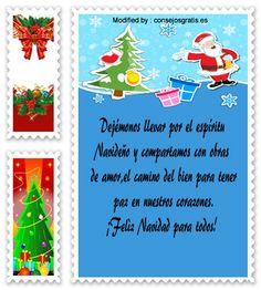 Bonitas Tarjetas Para Enviar En Navidad Versos Para Enviar En