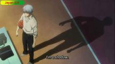 Kuroko no Basket episode 1. The Maboroshi Sixth-man, Kuroko. Watch: http://japan-ent.blogspot.com/2012/04/kuroko-no-basket-episode-1.html