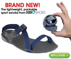 Xero shoes are the bomb. I have rheumatoid arthritis and have a hard time finding a great fit. Not with xero sandals