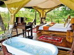 We check into 10 of the best safari lodges and camps in Kenya, all of which get you up-close with wildlife without compromising on comfort.