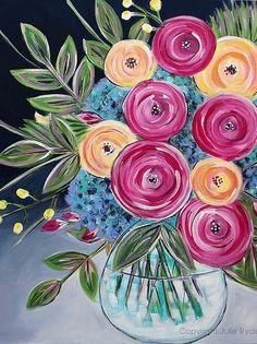 Julie Ryder Art Studio At Home, Acrylic Painting Techniques, Painting Tips, Dot Art Painting, Paint And Sip, Black And White Drawing, Drawing Skills, Mixed Media Artists, Mixed Media Canvas