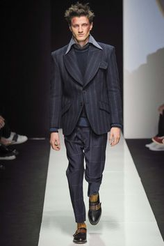 Vivienne Westwood Fall 2015 Menswear - Collection - Gallery - Style.com