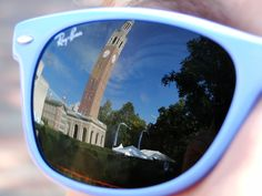 Reflections of the Bell Tower