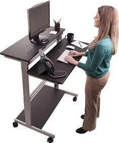The Desk Lovely Sit Stand Desk Office Table Lift Desk