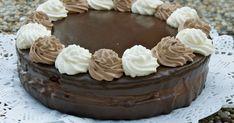 Bylo nebylo. Tedy spíše bylo a není. Ještě lépe - bývalo. Bývalo možné koupit tento úžasný a velmi oblíbený dort v každé cukrárně. Pař... Something Sweet, Deserts, Food And Drink, Pudding, Baking, Recipes, Birthday Cakes, Cook, Bar