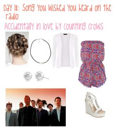 """""""Day 18"""" by ponyboysgirlfriend ❤ liked on Polyvore featuring Dorothy Perkins, Lola Cruz and NLY Accessories"""