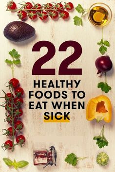 food when sick 22 Healthy Foods to Eat When Sick Healthy Food List, Good Healthy Recipes, Healthy Soup, Spicy Recipes, Healthy Foods To Eat, Raw Food Recipes, Healthy Eating, Water Recipes, Food When Sick