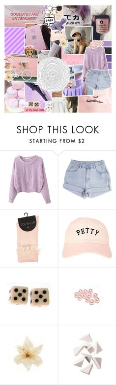 """""""♡ it's not the end, i'll see your face again"""" by tightrope-of-weird ❤ liked on Polyvore featuring Swarovski, Clips and Bobbi Brown Cosmetics"""