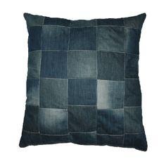 SpijkerStof Throw Pillows, Jeans, Toss Pillows, Cushions, Decorative Pillows, Decor Pillows, Scatter Cushions, Denim, Denim Pants