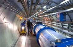 God particle, just love the sound of it
