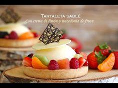 YouTube Lemon Curd, Crepes, My Recipes, Panna Cotta, Waffles, Cake Decorating, Breakfast, Ethnic Recipes, Desserts