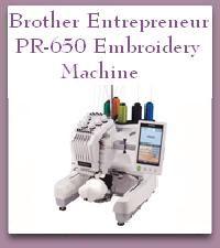 entrepreneur embroidery machine